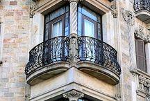 virágos balkon