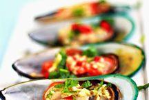Seafood Supreme!