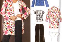 Misses Sewing Patterns / Welcome to 2 Many Sewing Patterns - Specializing in Sewing Patterns of All Eras and Vintage Crochet, Knitting, and Embroidery Transfers in Paper and PDF Format.