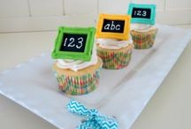 Cupcake Toppers / by Mara Hornby