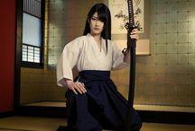 Samurai girl / Budo