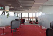 Project: ProRail / ProRail Traffic Control Post featuring De Vorm furniture