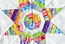 Star quilt Blocks / Patchwork blocks