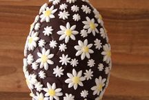 chocolates de pascua