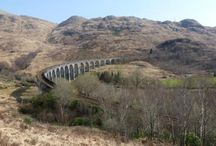 Walking Arisaig, Mallaig and Glenfinnan / Wildlife focused walks around Arisaig, Mallaig and Glenfinnan on The Road to The Isles