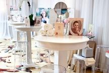 Beauty Salon inspiration / by Michella Manolis