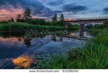 Beautiful nature / Estonian nature