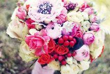 wedding decoration / Pink wedding