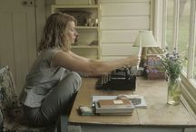 FAVOURITE MOVIES WITH WRITERS OR ABOUT WRITING
