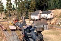 Maquetas trenes / Trenes electricos
