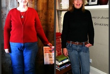 My Weight Loss Journey / by Jayme Goffin