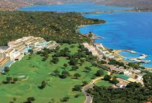 Golf courses Greece, golfbaan Griekenland / Golf courses Greece, golfbaan Griekenland