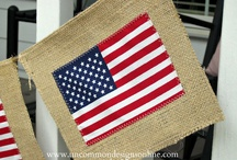 Land of the Free / 4th of July Idea / by Jamie Montgomery