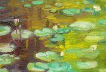 Painting /Malarstwo Marzena Pleśniarska