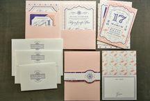 invitations / by Carolyn Atyeo