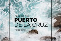 upcoming trip / Puerto De La Cruz, Tenerife