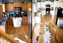home kitchen kitch / by Julie Hunn