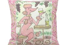 Wine Themed Products at Three Cats Graphics' Zazzle Shop / Wine themed products from Three Cats Graphics Zazzle Shop.