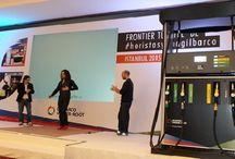 """GİLBARCO, TORA PETROL GÜVENCESİ İLE TÜRKİYE'DE! / Gilbarco Veeder Root'un """" Her istasyona Gilbarco"""" sloganı ile yola çıkarak ürettiği yeni ve ekonomik pompası Frontier, Tora güvencesi ile Türkiye pazarında yerini aldı.  Frontier pompasının tanıtım lansmanı, 29 Ocak Perşembe günü İstanbul The Ritz Carlton Otel'de yoğun bir katılımla gerçekleştirildi.  Tora Petrol'ün ev sahipliği yaptığı tanıtım lansmanına Gilbarco Veeder-Root EMEA&ANZ  Başkanı, Gilbarco  Genel Müdürü, Gilbarco yönetim kurulu üyeleri ve TORA petrol yöneticileri katıldı."""