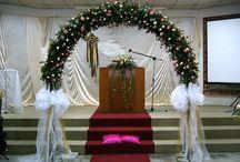 Esküvői dekorácio/wedding decoration / Esketési szertartás/wedding ceremony