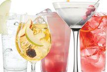 Skinny Fun Cocktails