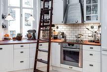 Quirky, unreal kitchen additions / Unique ways for storing things in your kitchen you'll just love.