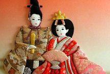 Japanese arts Oshie ОСИЭ