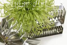 Sugar art tools