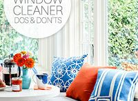 Window Cleaning Season / Window Cleaning season is here. Keep windows looking fresh and sparkling with e-cloth. Join our Chemical Free Cleaning Challenge at http://bit.ly/1zQlMF1 to see how you can get perfectly streak-free, sparkling windows. Hope you can join us!  Includes free #WindowCleaning #printables!