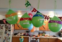 Ewan's 3rd Birthday / by Rachel Neubauer