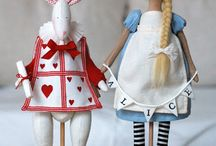 Alice in wonderland / by Catherine Jackman