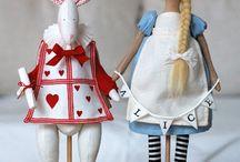 dolls / dolls : craft and inspiration