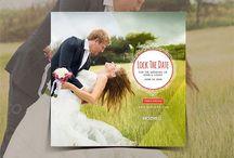 Wedding Instagram Banner (Save the date)