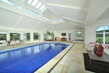 Indoor Swimming Pools / Indoor Swimming Pools by Mayfair Pools
