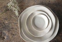 Ceramics - Porzellan- und Tongefäße