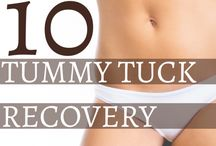 Tummy tuck!!