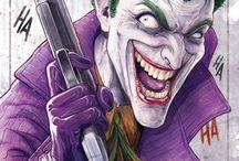Dibujos Joker