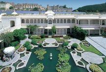 Lake Palace Udaipur INDE