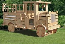 toys for garden and kids