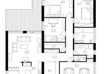 projekty bungalovů