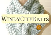 Windy City Knits Designs / by Angela Walker