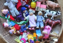 Montessori art music read tell