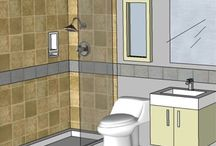 BATHROOM: 4x7 / ASK FOR YOUR FREE DESIGN  IN marmotechpr.com