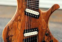Shut Up 'n' Play Yer Guitar. / Ab Fab Design / by Marthy Vos
