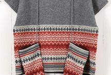 одежда вязание