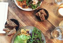 Vegan places in København