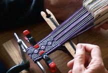 card weaving / by Heather Noon