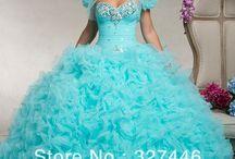 Les robes de princesses