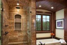 New Bathroom / by Robin Bush