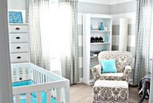 Baby Nursery / by Breona B